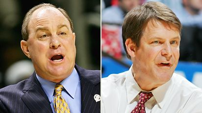 Ben Howland and Tim Floyd