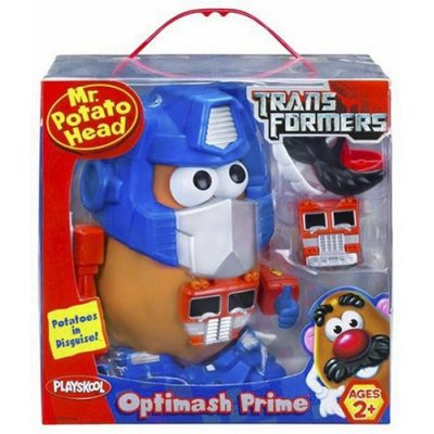 Mr. Potato Head Opti-Mash Prime