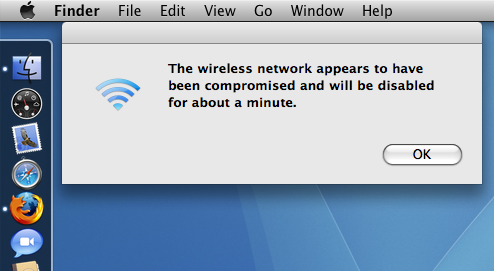 Wireless Compromised